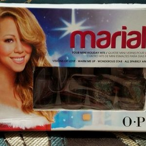 Mariah Carey set of 4 Mini Holiday Hits